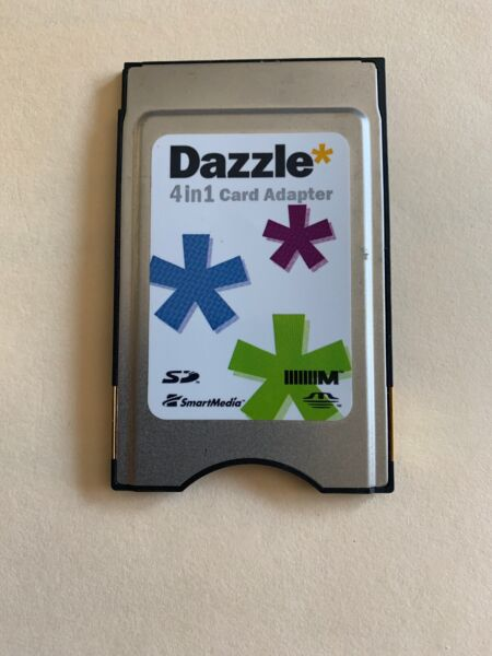 100% Waar Dazzle 4 In 1 Media Card Reader Om Geavanceerde Technologie Te Adopteren