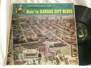 Jimmy Witherspoon Amp Jay Mcshann Goin To Kansas City Kenny
