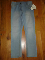 French Connection Adjustable Waist Skinny Jeans Girls 8 10