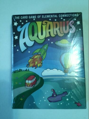 Aquarius Out of Production New in original Factory Seal