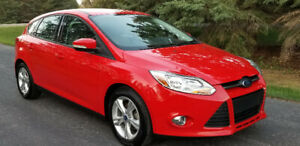 VERY LOW KMS 67000 Km - 2013 Ford Focus S E Hatchback For SaleH