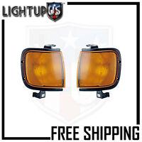 Fits 98-99 Isuzu Amigo Signal Light Lamp Pair (left And Right Set)