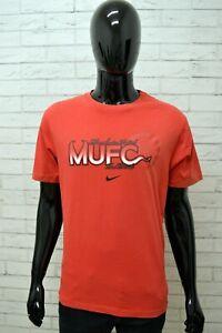 Maglia-NIKE-Uomo-Taglia-Size-XL-Maglietta-Shirt-Man-Manica-Corta-Cotone-Regular