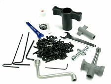 Nitro Revo 3.3 SCREWS & TOOLS (90+ hardware set hex allen wrenches 5309 Traxxas