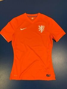Nike Netherlands world cup 2014 authentic home shirt