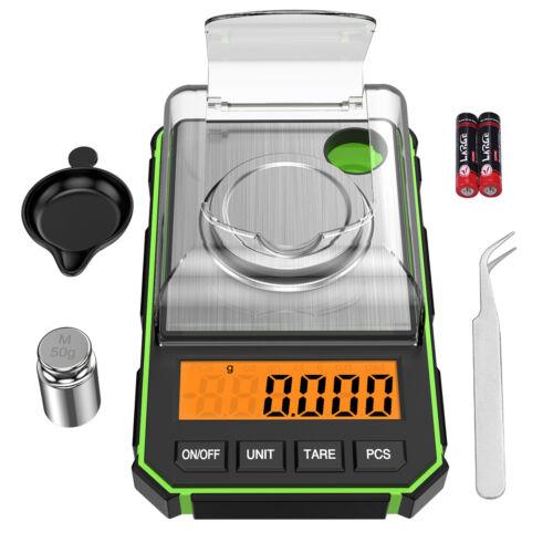 0.01g-200g//0.001-50g Digital Balance Kitchen Jewelry Diet/_Food Gold Scale Weight