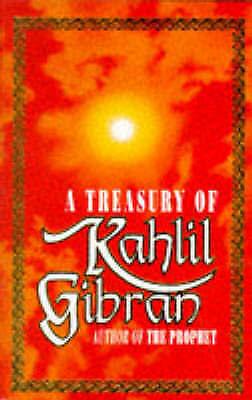 1 of 1 - A Treasury of Kahlil Gibran by Kahlil Gibran (Paperback, 1991)