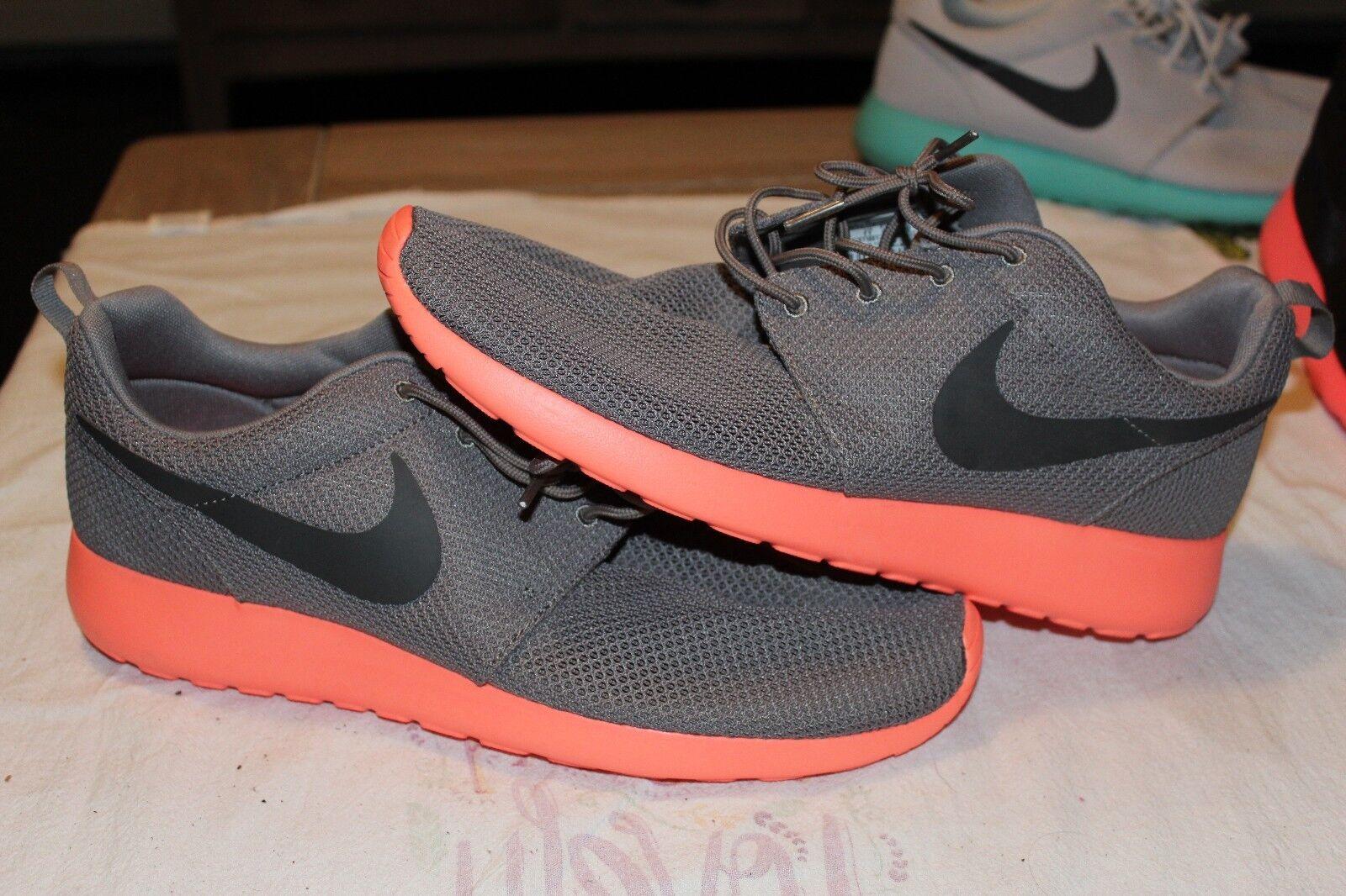 Nike Rosherun Roshe Run Mango Air Max