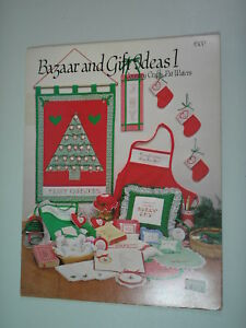 Christmas Crafts To Sell At Bazaar.Details About Christmas Bazaar Gift Ideas Counted Cross Stitch Country Crafts Pattern Charts