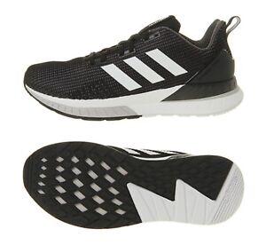39ac138d6dd Adidas Men QUESTAR TND Training Shoes Running Black White Sneakers ...