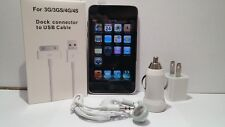 64 GB White /& Black Apple iPod Touch 1-4th Generation  8 16 32