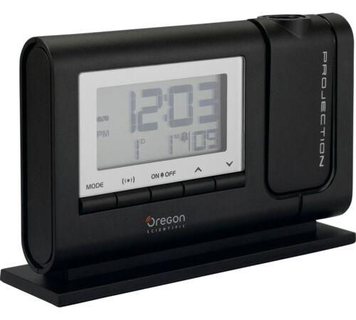 Alarm Clock Oregon Scientific Classic Projection  Black RRP £29.99