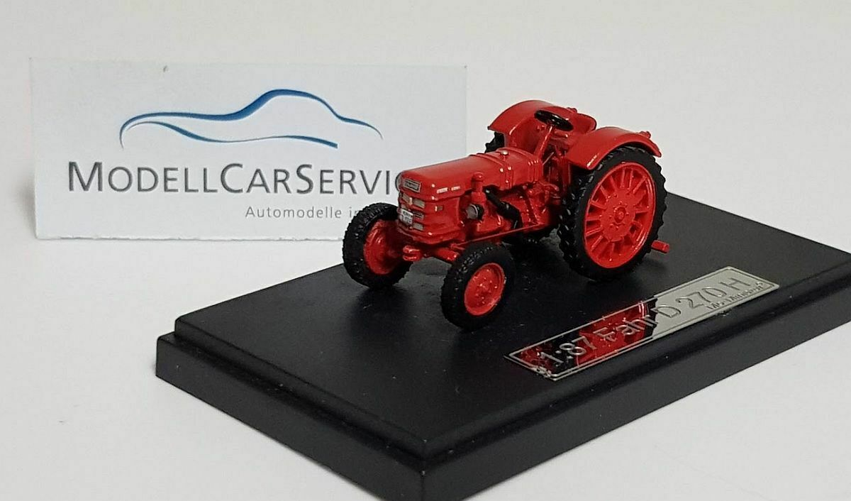 Mo-Miniatur 1 1 1 87  20062 Tractor Drive D 270 H 7d1ce9