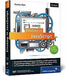 Einstieg in JavaScript (Galileo Computing) von Thei... | Buch | Zustand sehr gut