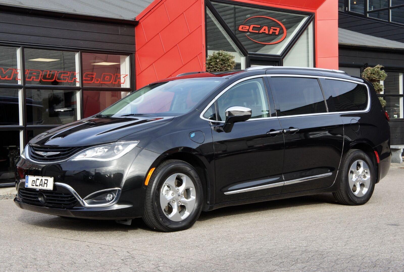Chrysler Pacifica 3,6 Hybrid Limited aut. 5d - 5.095 kr.