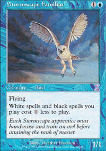 Foil ~ Lightly Played Timeshifted UltimateMTG Magic Blue C Stormscape Familiar