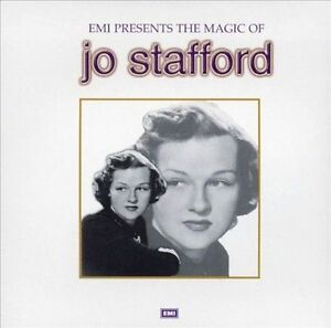 Magic Of by Jo Stafford (CD, Aug-1999, Emi Gold)