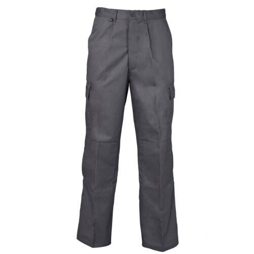 "Pantaloni Combattimento-Work Wear Reg Gamba 31 /"" 56 /""forte Cotone Poliestere girovita 26/"""