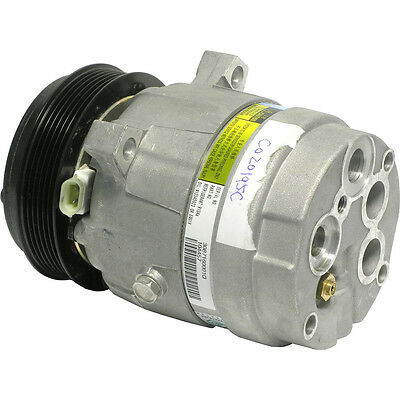 Brand New A//C AC Compressor With Clutch Air conditioning Pump 1 Year Warranty