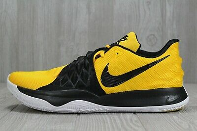 Nike Men/'s Kyrie Irving 1 Low AO8979-700 Amarillo//Black NEW 2018