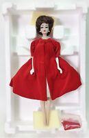 Barbie Porcelain Treasures Collection Silken Flame 1962