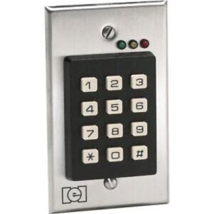 Linear Iei 212i Indoor Flush Mount Keypad Stand Alone
