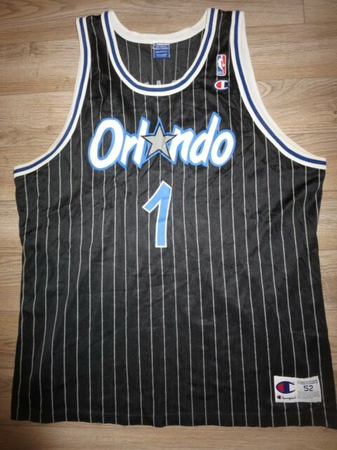 2b8e4aec657 Anfernee Penny Hardaway  1 Orlando Magic Champion NBA Jersey 52 Rookie