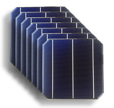 100 pcs 6x6 solar cells monocrystalline DIY over 4 watts USA