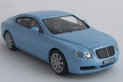 unbespielt Schwarz Modellauto Lincoln Continental Convertible 1:43
