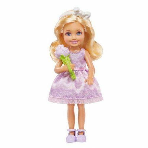 Bambole Barbie WEDDING Set KEN Stacie Chelsea Figure Sposa Sposo Ragazze Playset UK