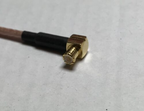 SMA Female to MCX Male Angle Coaxial RG316 COAXIAL CABLE Wireless Antenna USA