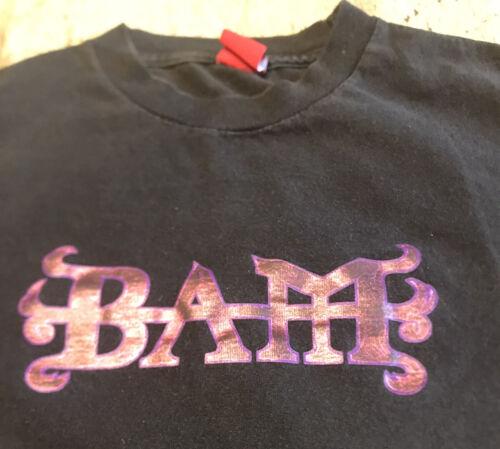 Vintage Element Bam Margera Skateboards Shirt