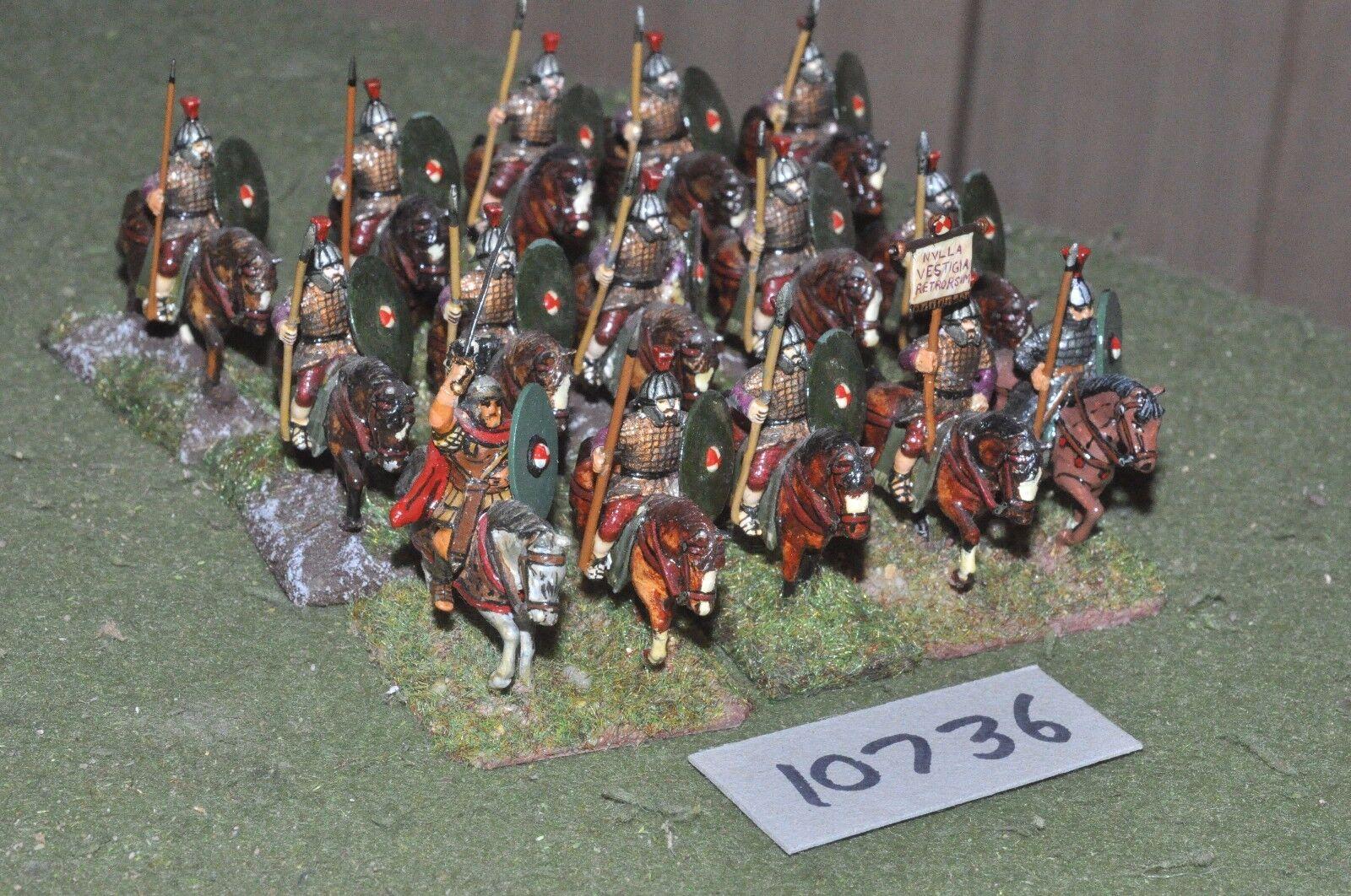 se descuenta 25mm época Romana caballería caballería caballería romana 15 de Caballería-CAV (10736)  venta de ofertas