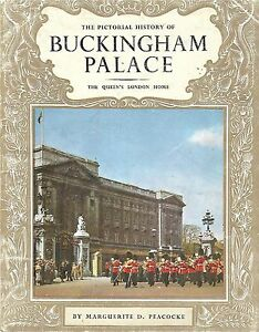 Pride-of-Britain-Books-1950-60-s-The-Pictorial-History-of-Buckingham-Palace