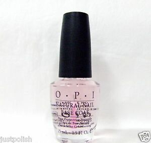 Image Is Loading Opi Nail Polish Treatment Natural Base Coat
