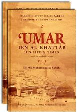 The Biography of Umar Ibn Al-Khattab (R) His Life and Times (2 Volumes)