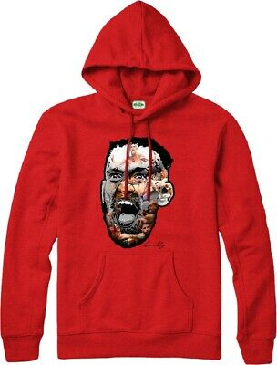 Connor Mcgregor Hoodie Mma Ufc Ireland Angry Face Inspired Design Hooded Jumper PüNktliches Timing