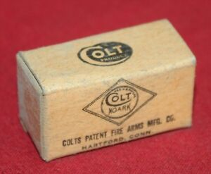 COLT-Firearms-Factory-NOARK-Heater-Part-in-Box-VERY-RARE