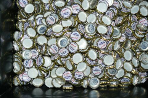 Erdinger Viele Kronkorken 2-5 Kilo Haller Löwenbräu Gold-Silber Paulaner