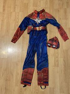 Rubies Girls Child Captain Marvel Avengers Costume Kids Sz S 4 6 Free Shipping Ebay C $100.75 to c $368.58. ebay