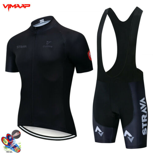 Short Sleeve Jersey Set Maillot Ropa Ciclismo Uniformes Fast Dry Bike Clothing