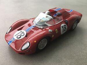 Carrera-Digital-132-30774-Ferrari-365-P2-034-North-American-Corps-Chassis-LUMIERE