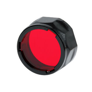 Fenix AOF-S+ Red Lens Filter Cap Diffuser For E21 E35 PD12 ...
