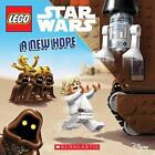 Lego Star Wars: A New Hope by Ace Landers (2015, Paperback)