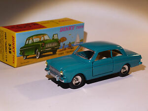Ford-TAUNUS-12M-ref-538-au-1-43-de-dinky-toys-atlas