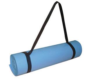 Toorx Materassino Fitness Arrotolato 160x50 cm Tappetino Palestra Ottima Qualità