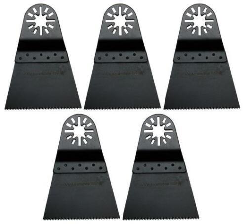 5 er Set Standard Sägeblatt 68 mm für Holz für Worx Multi tool