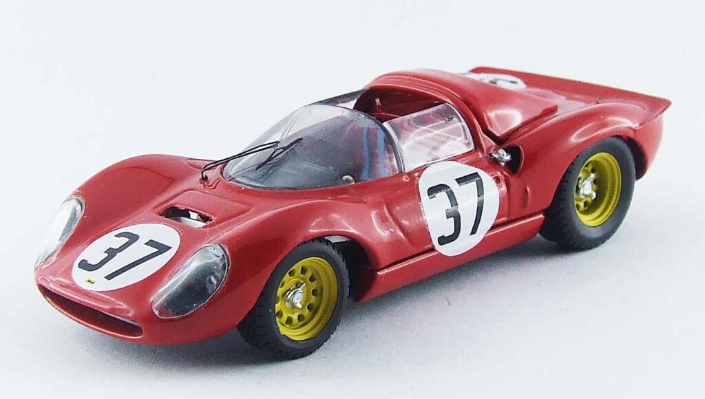 Ferrari Dino 206 Spy monza 1966 1 43 biscaldi casoni Model 0269 tipo-Model