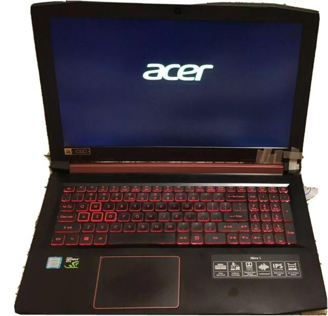 Acer nitro 5 15.6 gaming laptop
