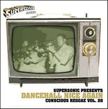 SUPERSONIC DANCEHALL NICE AGAIN REGGAE MIX CD
